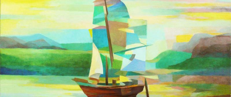 Alte Technik neu entdecken: Ölmalerei